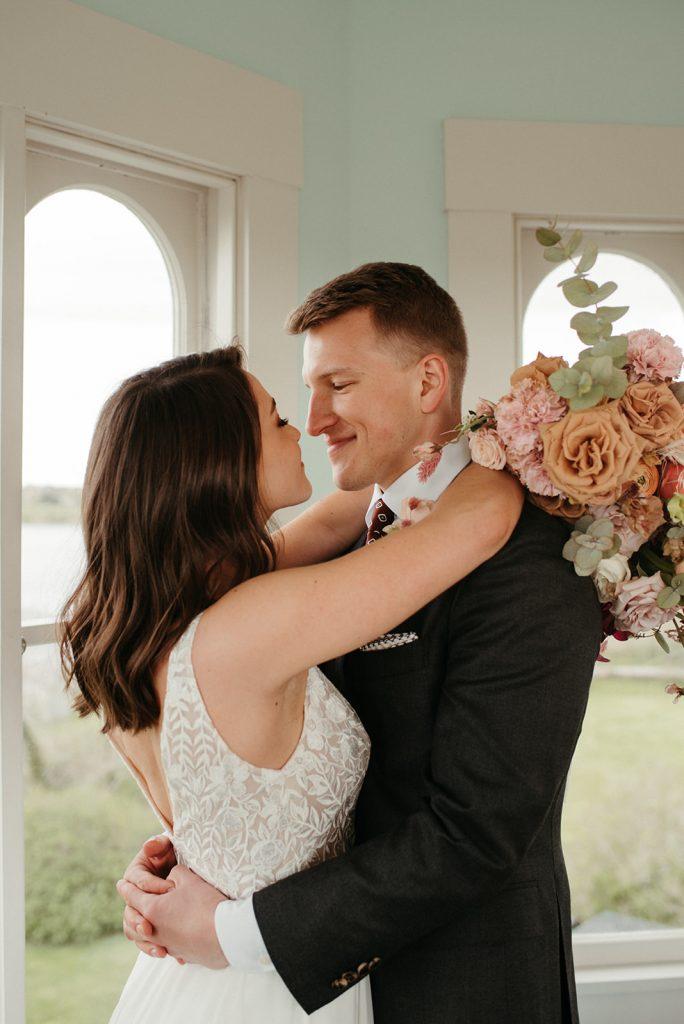 Anna & Dan's Rhode Island Wedding